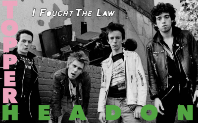 Topper Headon – I fought the law